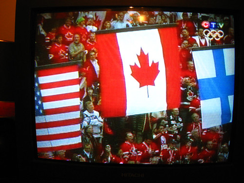 hockey gold for Canada (again)!