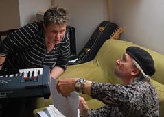 Julie Matthews and John Tams (Smooth Operations) Tags: folk mining southyorkshire bbcradio2 bobfox johntams minersstrike radioballads juliematthews