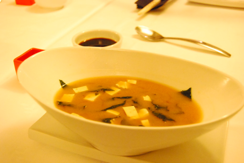 Sopa de miso del Sushi 56