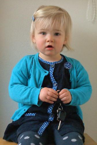 Luca 19 months
