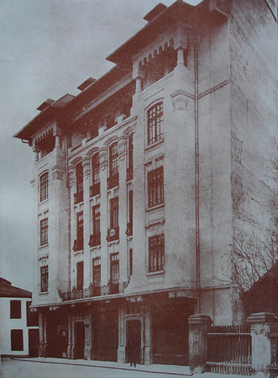 Casa Gheorghe Bogdan - 1924