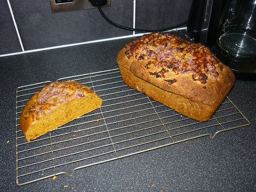 Home baked bread