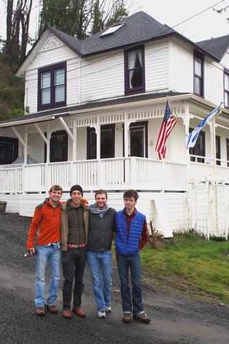 Goonies House!