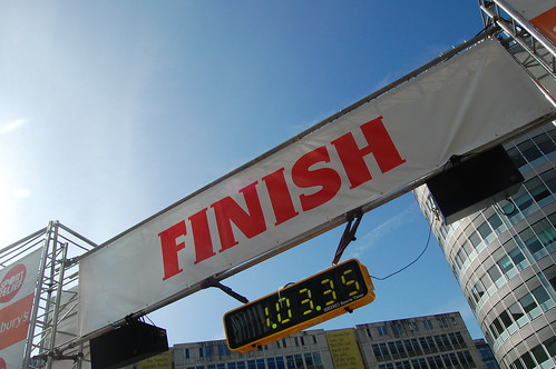 Finish Line by jayneandd.
