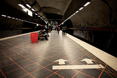 Suburbia subway