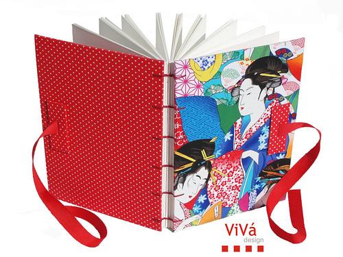 Sketchbook das Geishas