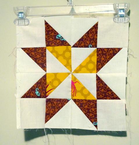 Pinwheel Block #3