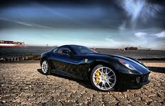 Ferrari 599 GTB Fiorano Photoshoot
