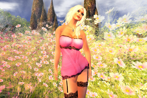 Nyte'n Day Dessous - Friligree (Pink)