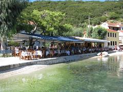 Greece - At the Restaurant (Been Around) Tags: greek restaurant islands europe hellas eu greece grecia gr griechenland adria adriaticsea ithaka ionianislands kioni  ionischeinseln ioninan islandofkioni