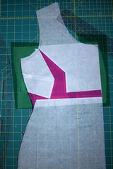 Jalie 2005 Maternity Alterations: FBA step 2