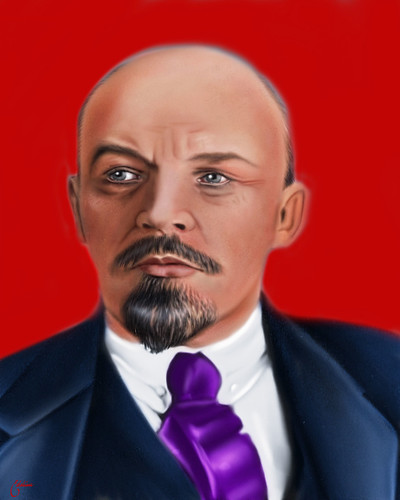 From flickr.com: Lenin {MID-199082}
