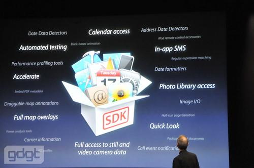 iPhone 4.0 SDK