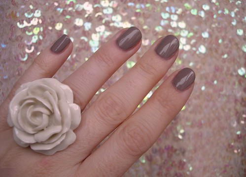 Feeling greige with Orly Country Club Khaki