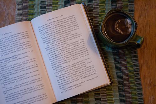 43/365 - Rainy Day Reading