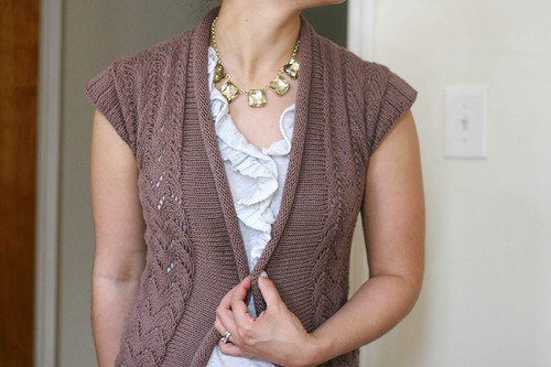 Summer Cardigan by tentenknits