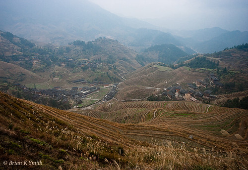 Longsheng Rice Terraces, Dazhai