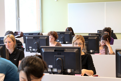 ZeLIG Admission Exam 2010 by zeligfilm, on Flickr