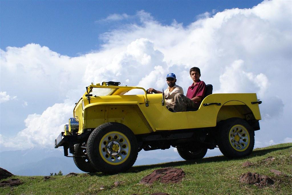 Muzaffarabad Jeep Club Trip to Pirchanasi - 5704132313 3c22f7049b b
