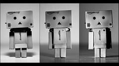 Iluminación. ( Hector Alonso) Tags: toy amazon yotsuba danbo boxman revoltech danboard danboo