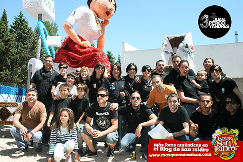Peña Juan, Perico y Andres grupo 2011