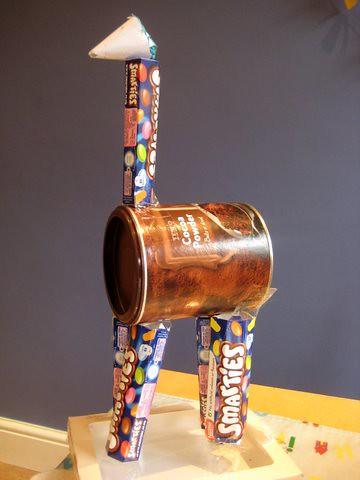 junk model giraffe