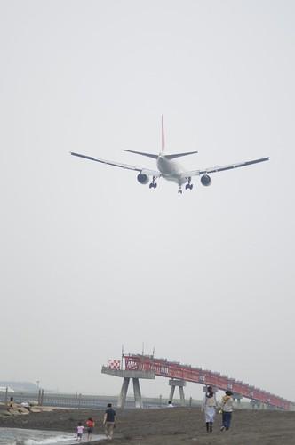 Landing by keganimushi