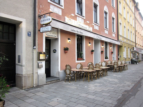El Patio - München-Schwabing