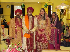 Surinder, Pav, Emily & Manjit