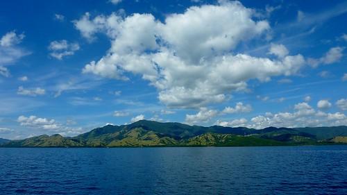 The Flores mainland