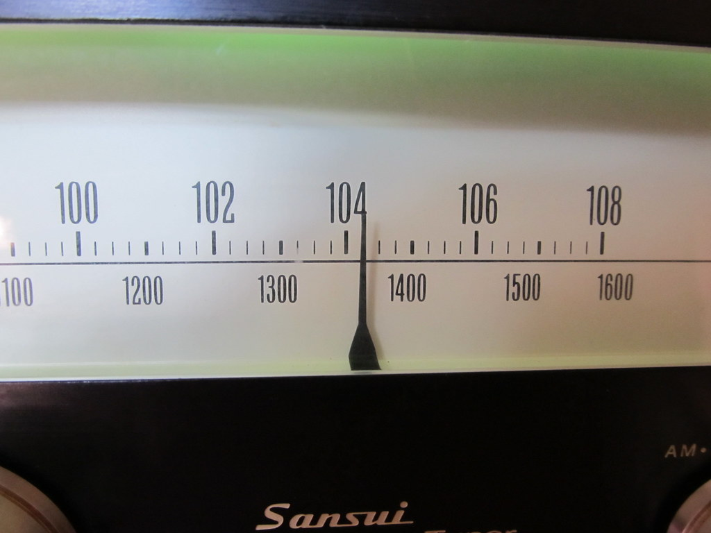 Sansui TU-5900 Tuner