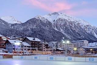 Lenzerheide Blue Hour