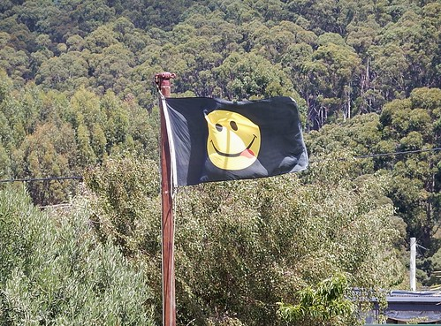 Cheeky Flag