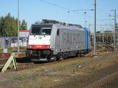 Railpool Traxx 186 103 (giedje2200loc) Tags: netherlands pool electric tren nederland eisenbahn 186 venlo locomotive 103 trainspotting spoorwegen bombardier lok treinen ferrocarril traxx spoorweg chemindefer loktrein lokpool 186103 loktreinen