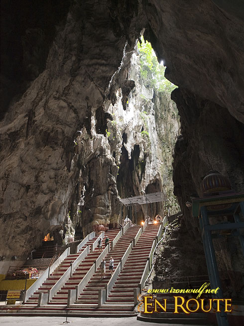 Batu Caves Interior Caves