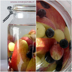 grappa alla frutta (cindystarblog) Tags: fruit spirits frutta liquori