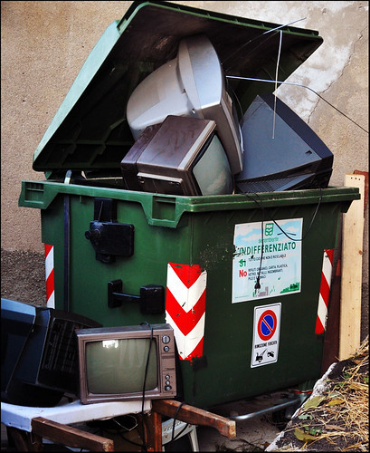 IE6: spazzatura, ancora usata però!