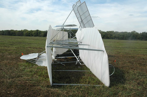 1905 Wright Flyer III accident