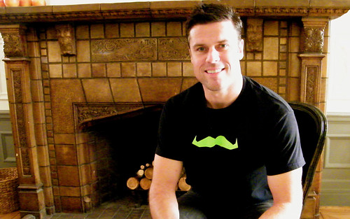 Adam Garone, Co-Founder, Movember