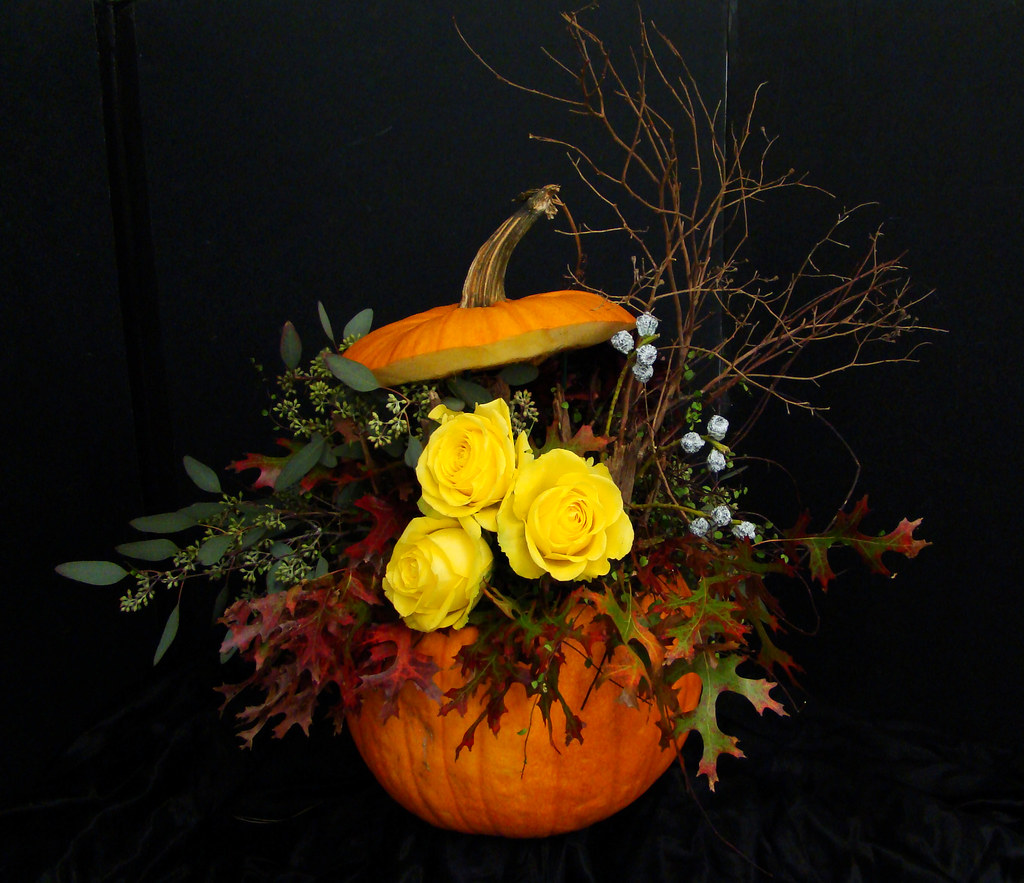 DSC02910 Pumpkin Arrangement