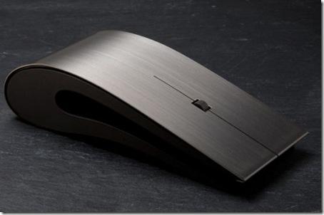 Titanium Computer Mouse