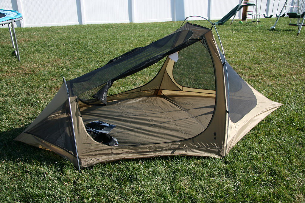 With Rainfly & BasherDesigns | Eureka Spitfire 2 Tent