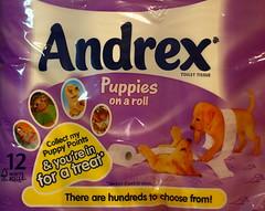 Andrex Puppies