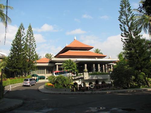 Bali Dynasty Hotel, Kuta, Bali