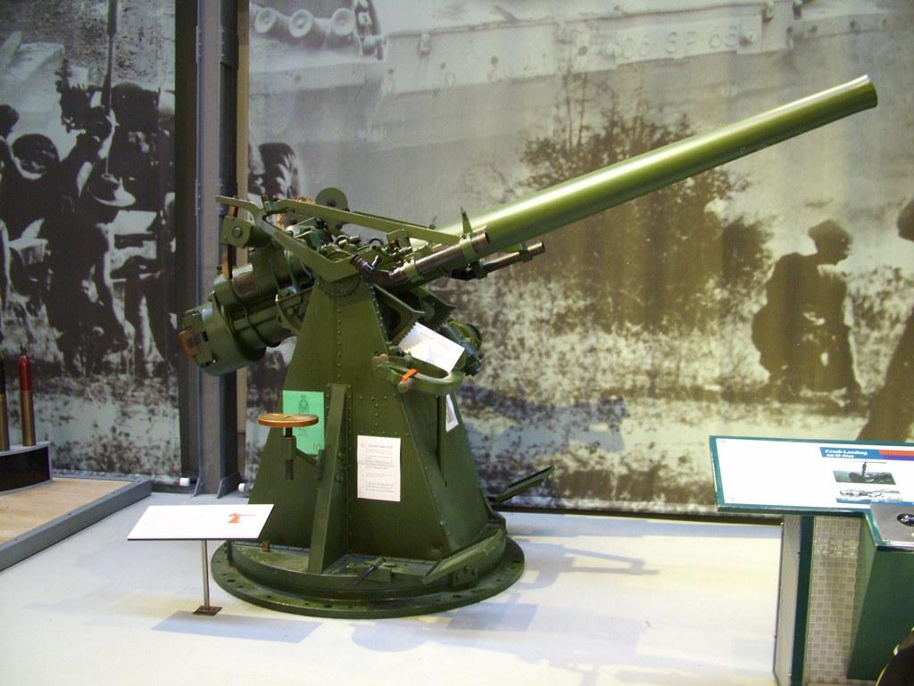 3 inch 20cwt Anti-aircraft gun