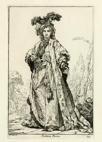 020-Caravanne du sultan ala Mecque…1748- Joseph Vien-Sultana Reina