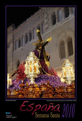 Propuesta cartel de Semana Santa grupo Fotografía Artística Cofrade