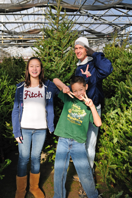 Tree Picking 2009