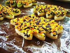 autumn sugar cookies - 13