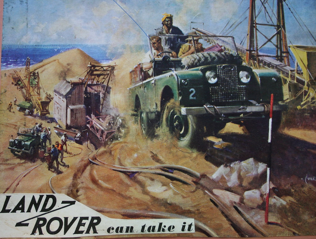 The Worlds Most Recently Posted Photos Of 1957 And Rover Flickr Land S1 Wiring Diagram Can Take It Art Nahpro Tags Series